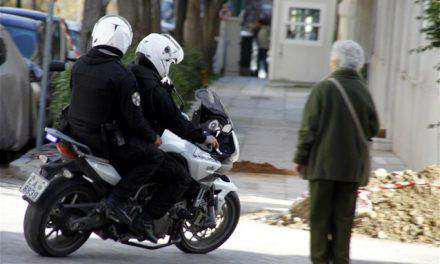 Αγρίνιο: Προσπάθησε να αρπάξει τσάντα ηλικιωμένης και πιάστηκε από αστυνομικό!