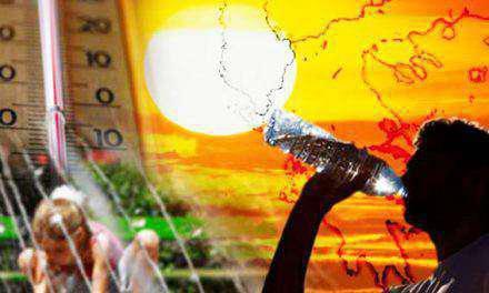 Μίνι καύσωνας στο Αγρίνιο προβλέπεται για το σαββατοκύριακο
