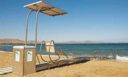Αιτ/νία: Μη προσβάσιμες οι παραλίες για τα ΑΜΕΑ!