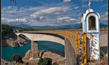 Κίνδυνος από το απόλυτο σκοτάδι στη Γέφυρα Τατάρνας- Επιστολή σε Σταρακά-Κοιμήση