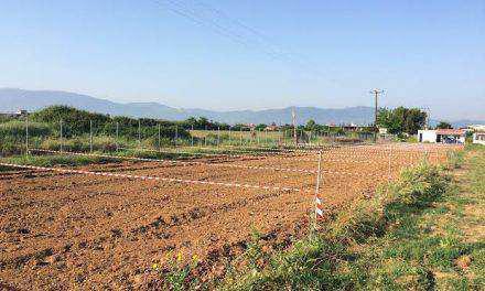 Ξεκινάνε οι ανοιξιάτικες καλλιέργειες στο Δημοτικό Λαχανόκηπο του δήμου Αγρινίου