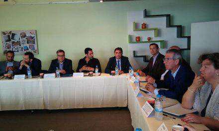 Στην 4η συνάντηση Αντιπεριφερειαρχών Τουρισμού στην Πρέβεζα ο Αντιπεριφερειάρχης Κώστας Καρπέτας
