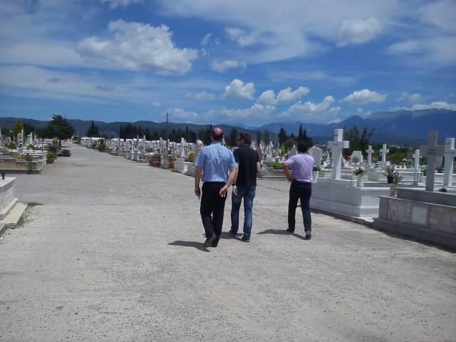 Τάφοι ανάλογα με τα βαλάντια-Ο νέος  κανονισμός λειτουργίας Κοιμητηρίων  του Δήμου Αγρινίου