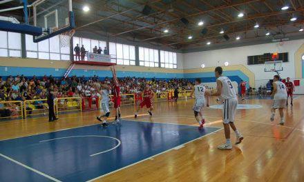 Με επιτυχία και μεγάλη συμμετοχή ξεκίνησε το 44ο Πρωτάθλημα Καλαθοσφαίρισης Παίδων στο Μεσολόγγι.