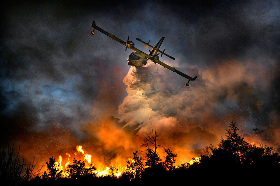 Αιτ/νία: Προληπτική απαγόρευση κυκλοφορίας σε εθνικούς δρυμούς, δάση και ευπαθείς περιοχές για αποφυγή δασικών πυρκαγιών