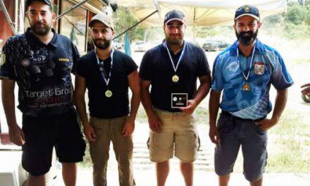 Βραβεύσεις αθλητών του σκοπευτικού συλλόγου Αγρινίου