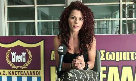 Η Αγρινιώτισσα Πρωταθλήτρια Ελλάδας, Μαρία Ελπίδα Μπαρδάκη (βιντεο)