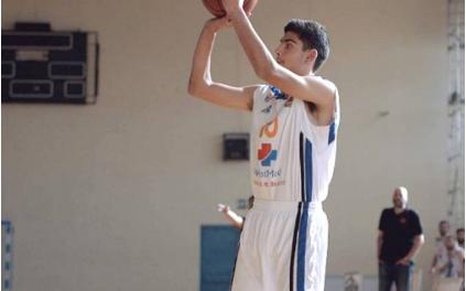Παίκτης της ΓΕΑ ο Κ. Σαπλαούρας από τον Α.Ο Αγρινίου