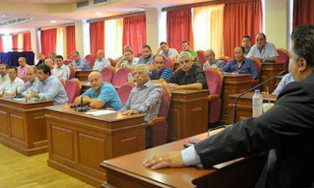 Συνεδρίαση του Δημοτικού Συμβουλίου Μεσολογγίου την Τρίτη 4 Ιουλίου