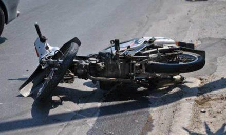 Τώρα-Τροχαίο με τραυματισμό κοντά στην Παραβόλα!