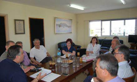 Συνεδρίασε η Διαπαραταξιακή επιτροπή για τις οφειλές της ΔΕΥΑΜ προς τη ΔΕΗ Α.Ε.