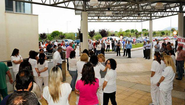 Σε στάση εργασίας την Τετάρτη  οι νοσοκομειακοί γιατροί