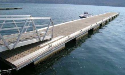 Κ.Σ.Ν.Μ: Τελική έγκριση για πλωτή εξέδρα στον Λιμένα Ναυπάκτου- αυτοψία για πεζογέφυρα.