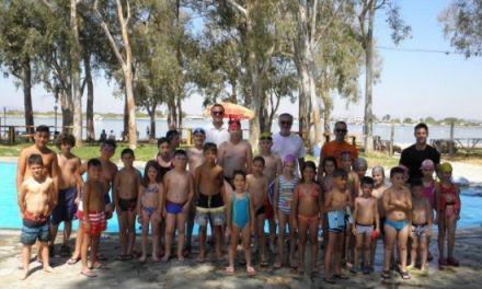 Ναυτικός Όμιλος Μεσολογγίου: Tμήματα κολύμβησης για παιδιά  την καλοκαιρινή περίοδο 2017