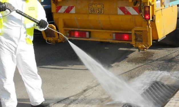Αγρίνιο: Ψεκασμοί για την καταπολέμηση των κουνουπιών