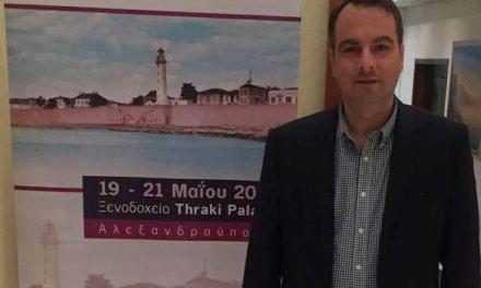 Ο Θανάσης Παπαθανάσης Αντιπρόεδρος του Πανελλήνιου Φαρμακευτικού Συλλόγου στο ΣΚΑΙ