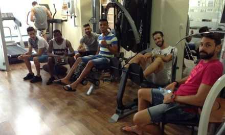 Ολοκληρώθηκε σήμερα ο εργομετρικός ισοκινητικός έλεγχος των ποδοσφαιριστών του Παναιτωλικού(φωτο)