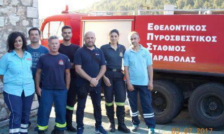 Αγρίνιο: Εκπαίδευση ΚΑΡΠΑ σε Πυροσβέστες από το ΕΚΑΒ