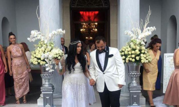 Ο Απόστολος Πανταζής παντρεύτηκε: Οι πρώτες φωτογραφίες από τον γάμο!