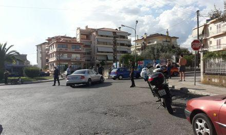 Αγρίνιο: Σφοδρή καραμπόλα τριών ιχ στην Αγία Βαρβάρα(ΒΙΝΤΕΟ-ΦΩΤΟ)