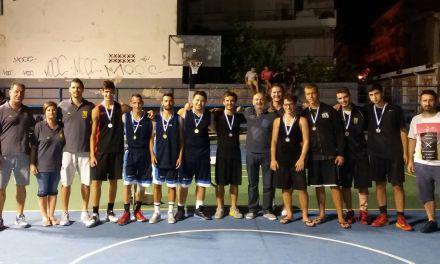 Με επιτυχία διεξάγεται το μεγάλοΤουρνουά 3on3 του ΠΑΣ ΝΑΥΠΑΚΤΟΥ με τη συμμετοχή 32 ομάδων