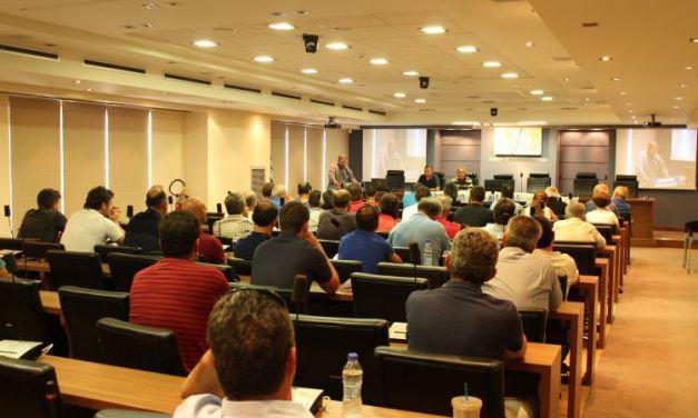 Εκλογοαπολογιστικό συνέδριο της Ομοσπονδίας Αγροτικών Συλλόγων Αιτ/νίας