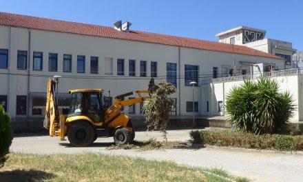 Καθαρίστηκε το παλαιό Νοσοκομείο μετά από αίτημα της Διοίκησης