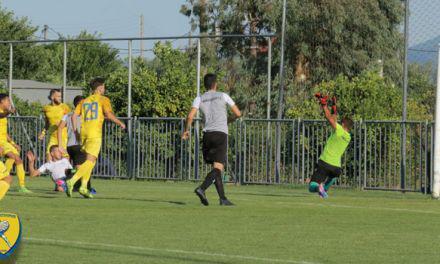 Παναιτωλικός- Μάζουρεκ 1-0