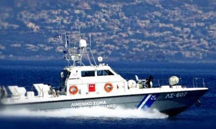 Σκάφος έμεινε ακυβέρνητο μέσα στη νύχτα στις Εχινάδες