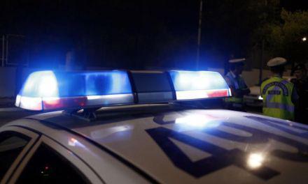 Mεθυσμένος ενεπλέκη σε τροχαίο στη Νέα Αβόρανη