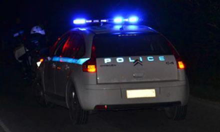 Αγρίνιο: Σύλληψη οδηγού μετά από τροχαίο -οδηγούσε μεθυσμένος