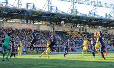 Φιλική ήττα με 2-0 γνώρισε ο Παναιτωλικός από τον Ατρόμητο