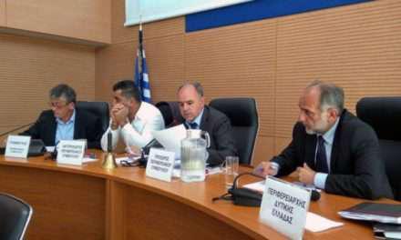 Προσπελασιμότητα, άρση επικινδυνότητας και ενίσχυση της οδικής ασφάλειας στην συνεδρίαση του Περιφερειακού Συμβουλίου την Τρίτη