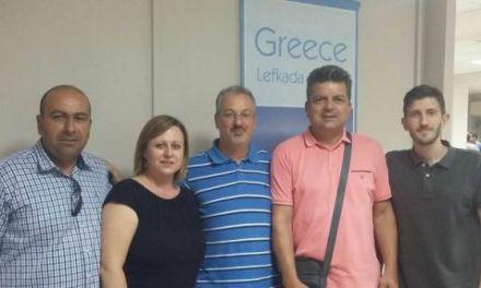 Mε επτά κύπελλα επέστρεψε από τη Λευκάδα ο όμιλοςΜπριτζτης ΚΕΔΑ Δήμου Αγρινίου