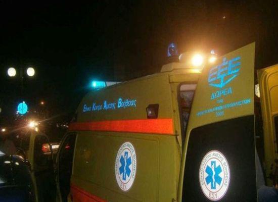 Αγρίνιο: Θλίψη στη Μεγάλη Χώρα-Νεκρός ηλικιωμένος που παρασύρθηκε από δίκυκλο!