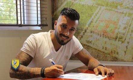 Υπέγραψε ο Ντίας συμβόλαιο συνεργασίας δύο ετών με τον Παναιτωλικό