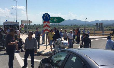 Αγρίνιο | Επιστολή στο Δήμαρχο και στην «Νέα Οδό» για την ελλιπή σήμανση στην έξοδο Αγγελοκάστρου της Ιόνιας Οδού