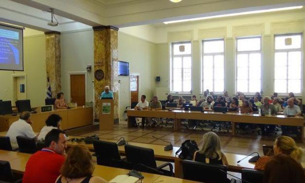 Εκδήλωση από το Δήμο Αγρινίου για το «Μεταχρωματικό έλκος του πλατάνου»