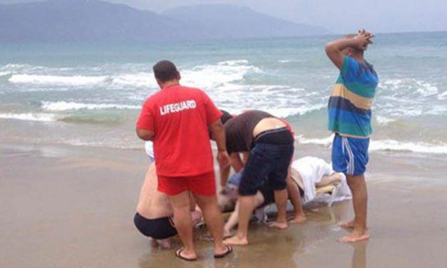 Νέα τραγωδία σε παραλία της Aιτ/νίας- Γυναίκα ανασύρθηκε νεκρή στη Μπούκα