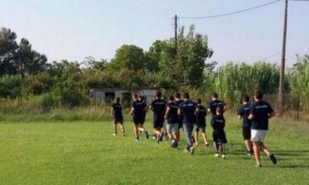 Ξεκίνησε η προετοιμασία της νεοσύστατης παιδικής ομάδας του ΠΑΟΚ Καλυβίων