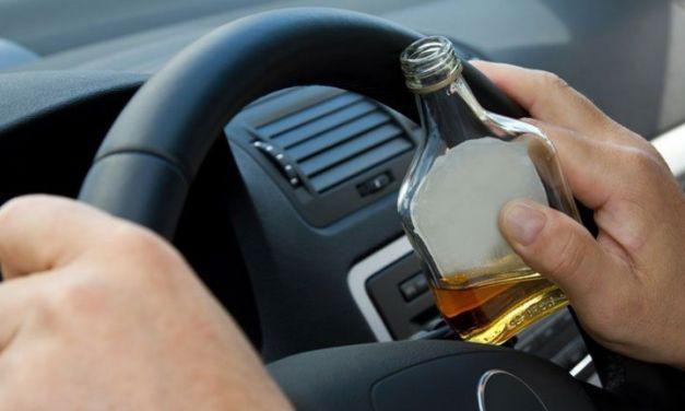 Σύλληψη 25χρονου στο Μεσολόγγι-οδηγούσε μεθυσμένος