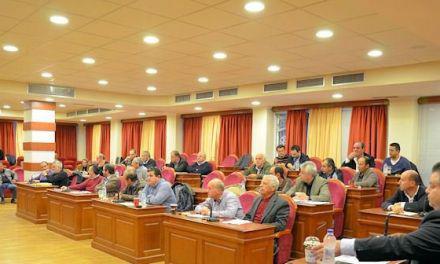 Συνεδρίαζει τη Πέμπτη το Δημοτικό Συμβουλίου Μεσολογγίου