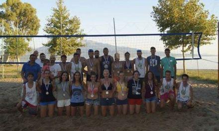 Με επιτυχία το 12ο Τουρνουά Beach Volley στη Ναύπακτο-Δείτε τα αποτελέσματα
