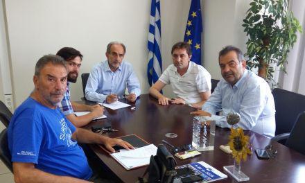 Η Περιφέρεια στηρίζει την υποψηφιότητα για τη διεκδίκηση των Παράκτιων Μεσογειακών Αγώνων 2019