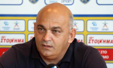 Μάκης Μπελεβώνης: «Θα ήταν καλό η Εθνική να παίξει στην επαρχία»