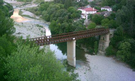 Προσοχή-Μεγάλη ζημιά στο μεσαίο υποστύλωμα της Γέφυρας Πόρου