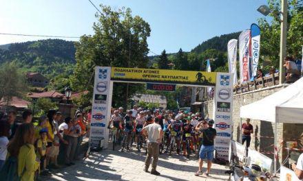 Συρίγος, Σκορδομπέκης & Κανελλόπουλος οι  νικητές στους 7ους Ποδηλατικούς Αγώνες Ορεινής Ναυπακτίας