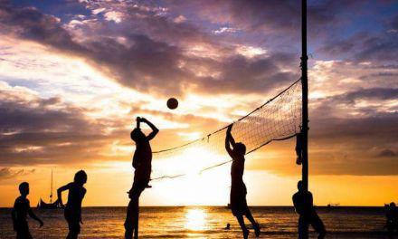 Μπούκα-9ο τουρνουά beach volley 3×3 από 11-13/8 και φεστιβάλ νεολαίας σήμερα!