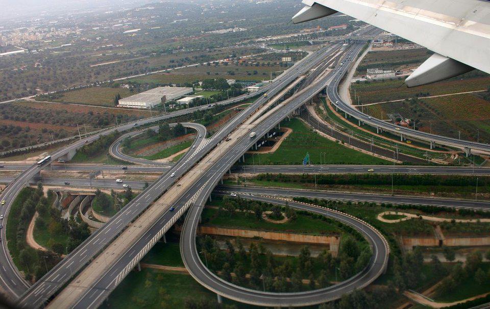 Προσοχή- Kυκλοφοριακές ρυθμίσεις στην Ιόνια Οδό λόγω τακτικής συντήρησης!
