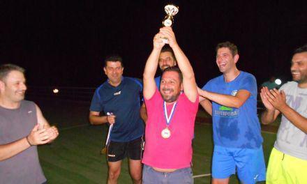 Ολοκληρώθηκε με επιτυχία το 2ο τουρνουά μπασκετ 3on3 στη Κεχρινιά Αιτ/νίας